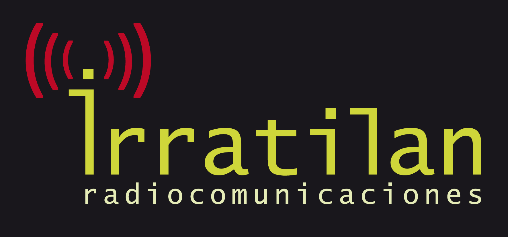 Irratilan Logo Atzekalde Beltza 2013-07-30